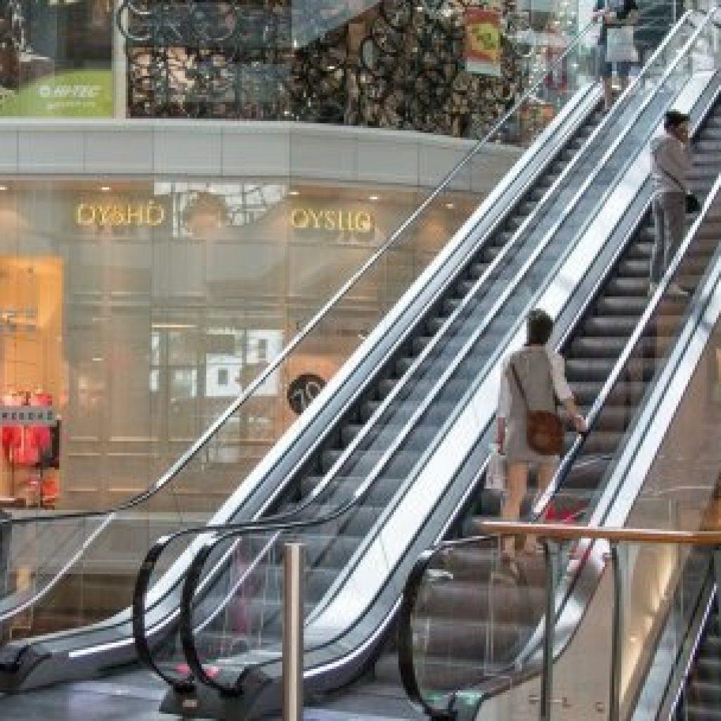 gestão de shopping centers