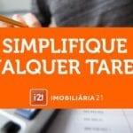 Imobiliária21: Simplifique qualquer tarefa com o software certo para gestão imobiliária.