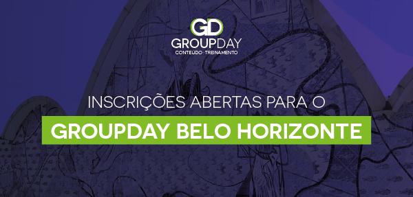 topo bh inscries - GroupDay retorna a BH para edição histórica em maio