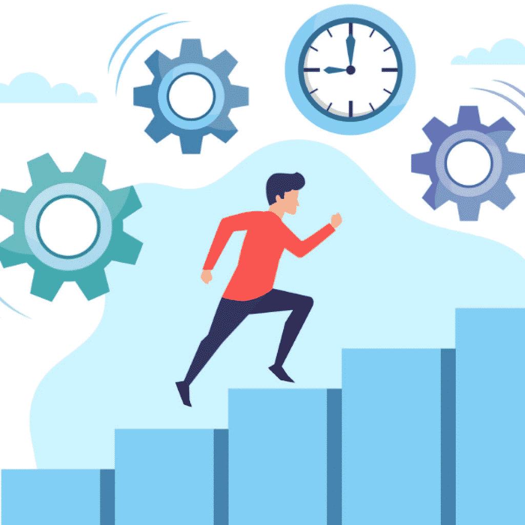 aumentar produtividade administradora