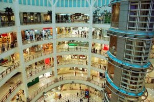 Data Warehouse para shopping