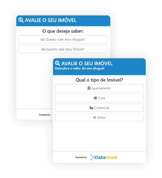 Widget DataImob