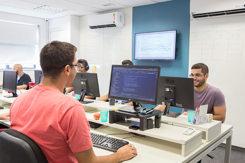 Equipe da Group Software