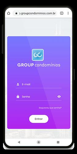 Aplicativo para gestão de condomínios