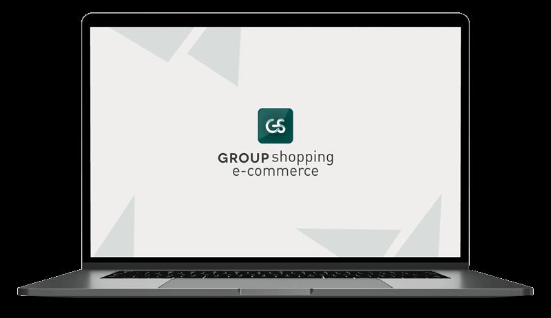 Plataforma de e-commerce para shopping center