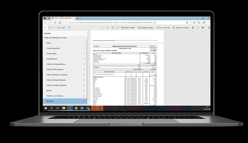 Software para digitalização de documentos