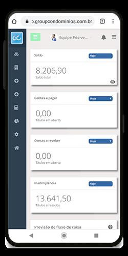Aplicativo para gestão de condomínios online
